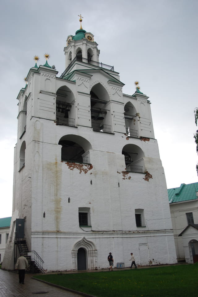 le clocher du XVI° siècle