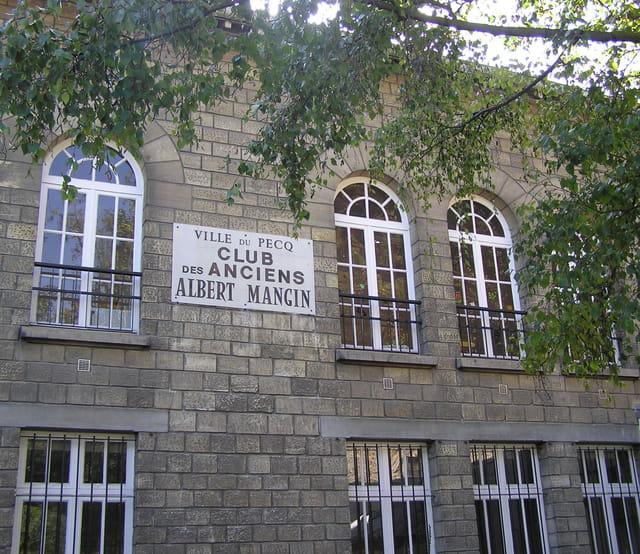 Le Club Albert Mangin