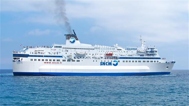 le Corse - SNCM