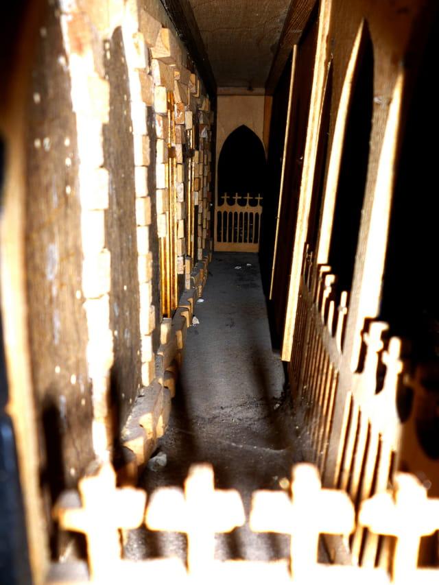 Le couloir du...