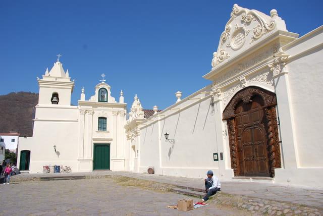 Le couvent San Bernardo
