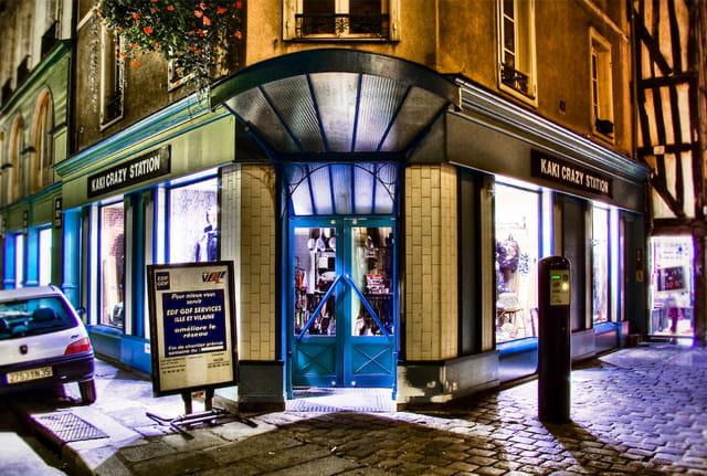 Le Crazy Store de Nuit