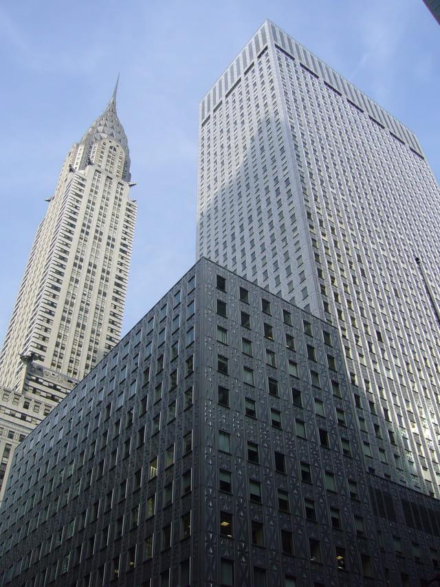 Le Chrysler building