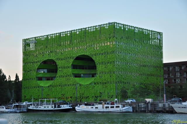 Le Cube Vert