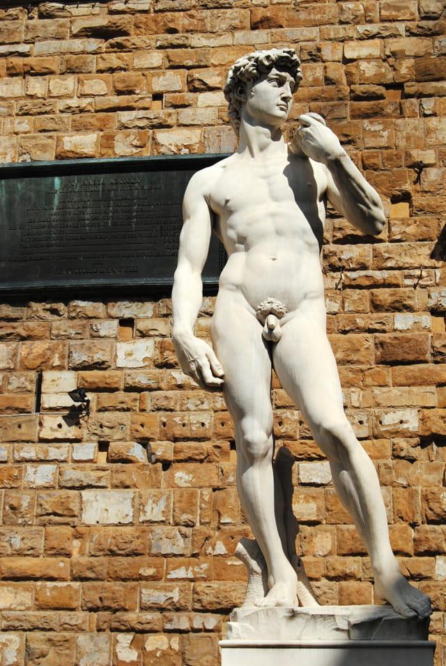 Le David de la Piazza della Signoria