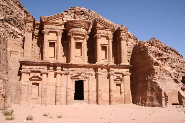 Le Deir (ou monastère)