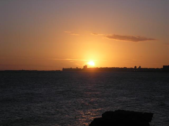 Le dernier don du soleil: les couleurs du ciel