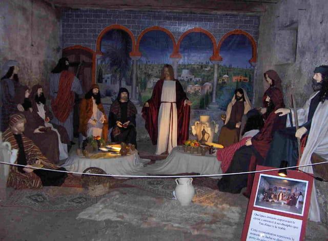Le dernier repas du christ expo 2007 2008