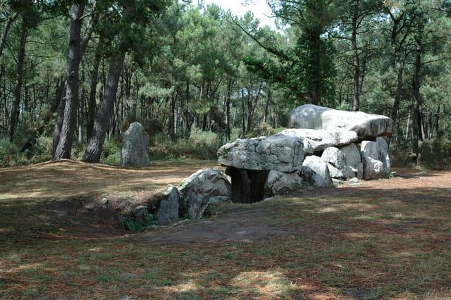 Le dolmen de mane-kerioned