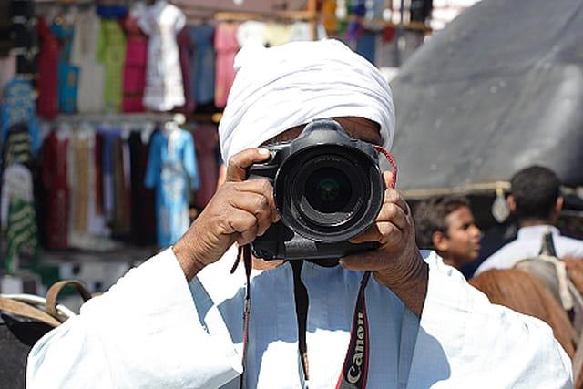 Le fellah photographe