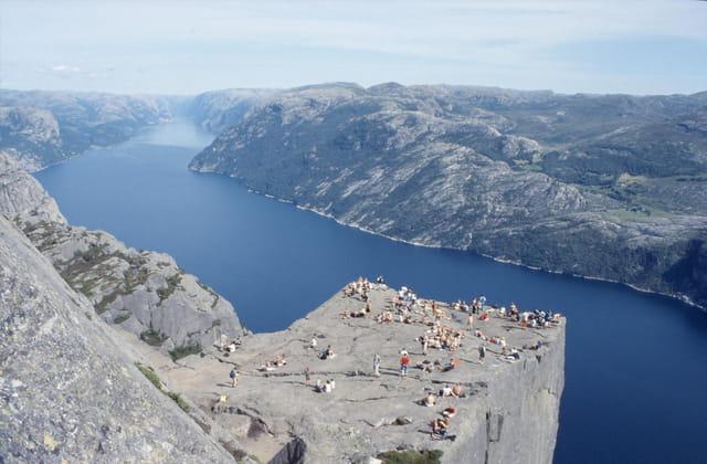 Le fjord le plus lond