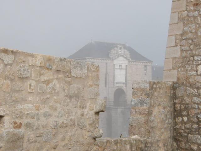 Le fort de Port Louis