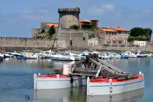 Le fort de socoa par michel guerin sur l 39 internaute - Fort de socoa ...