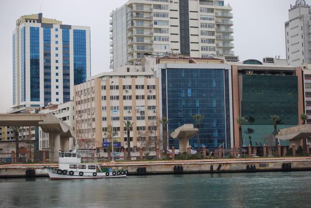 le front de mer d'Izmir