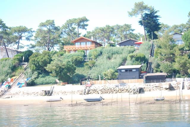le front du Bassin d'Arcachon