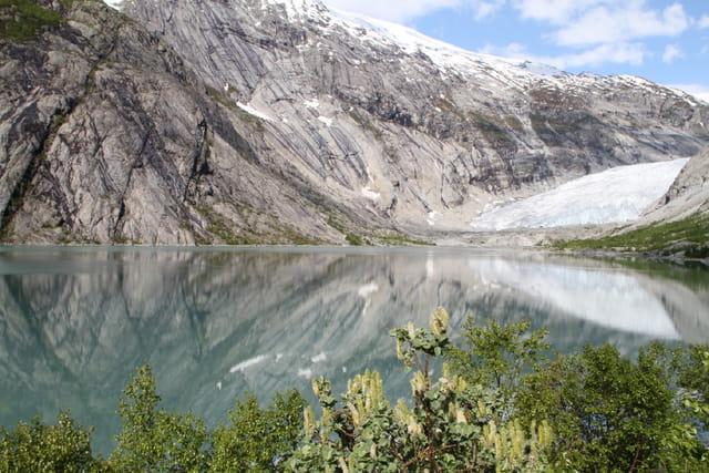 Le Glacier Jostedal