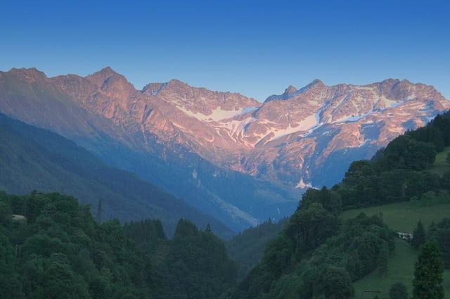 Le glézin Alpes