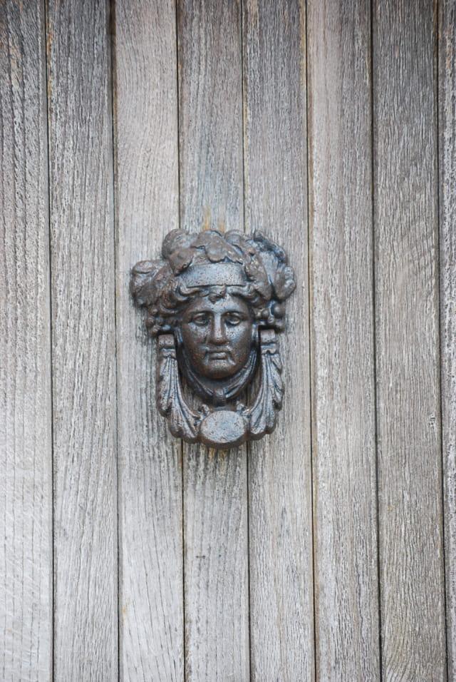 le gong de porte