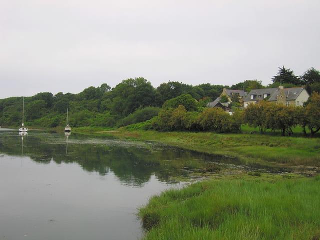 Le Goulet à marée haute (4)