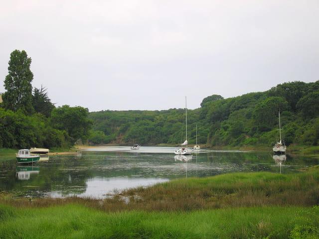 Le Goulet à marée haute (7)