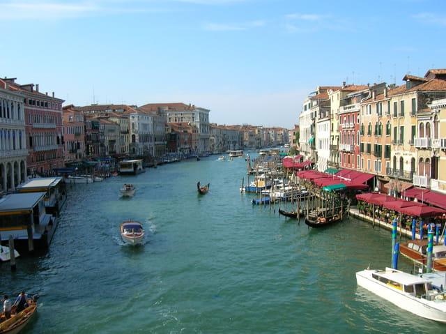 Le Grand Canal Venise
