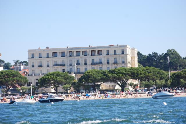 le Grand Hôtel d'Arcachon