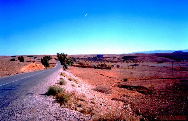 Le grand paysage d'Imassine