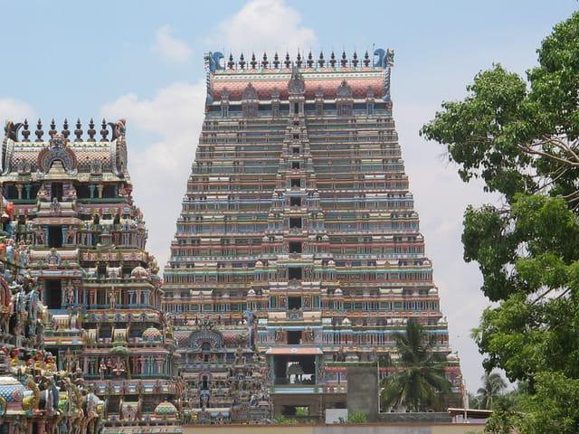 Le Grand Temple de Srirangam
