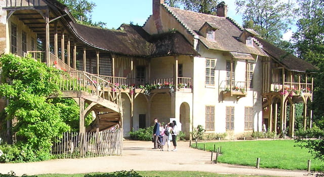 Le Hameau du Petit Trianon