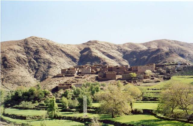 Le haut-atlas marocain