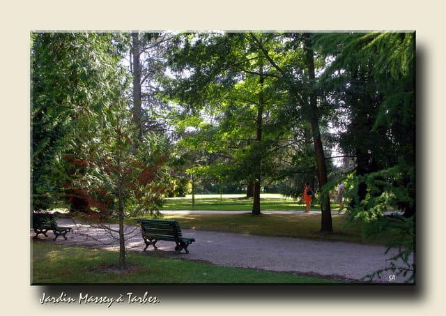 Le jardin Massey.