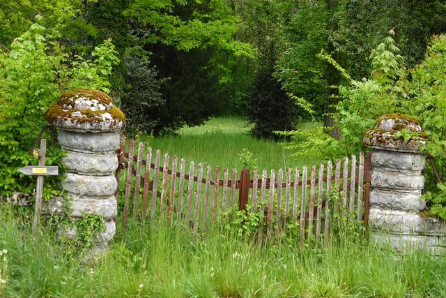 le jardin oubli par babeth bonnereau sur l 39 internaute