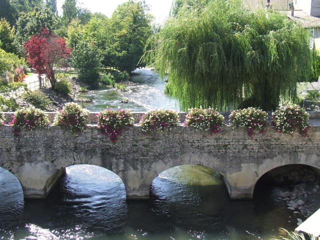 Le joli petit pont