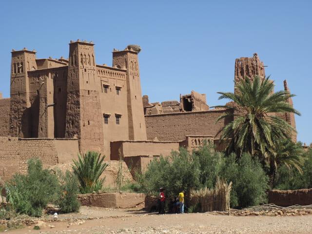 Le ksar des Aït Ben Haddou