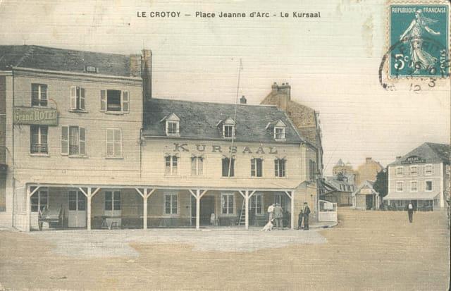 Le kurssal(hotel de paris)