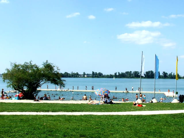 Le lac de BORDEAUX