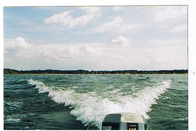 Le lac sauvage