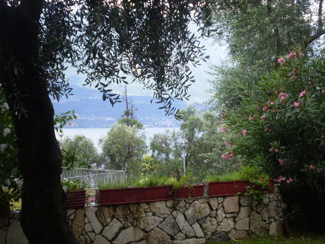 Le lac vu du San Giorgio