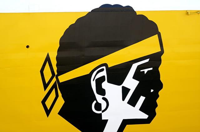 Le logo des ferries corses