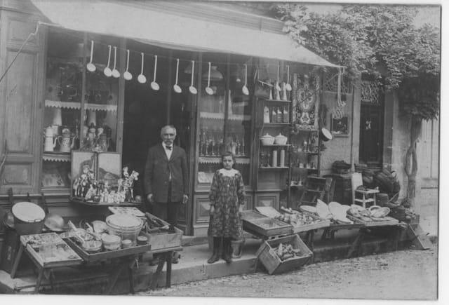 Le magasin du village