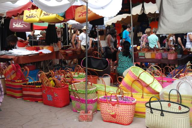 le marché Saint Paul