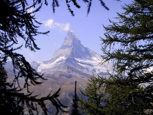 le Matterhorn