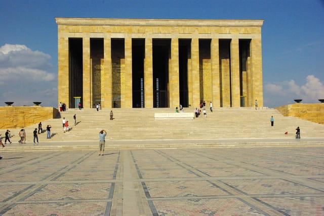 Le Mausolée d'Atatürk