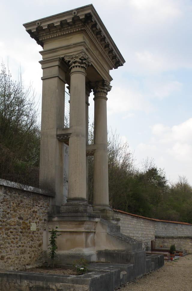 Le mausolée de Félicien David