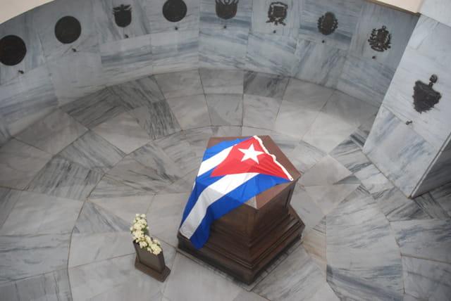 le mausolée de José Marti