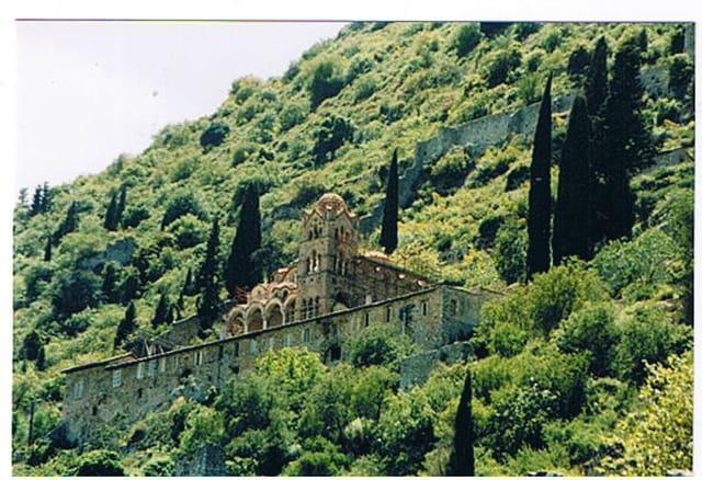 Le monastère de la Pantanassa