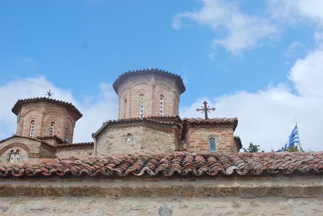 le monastère des Météores