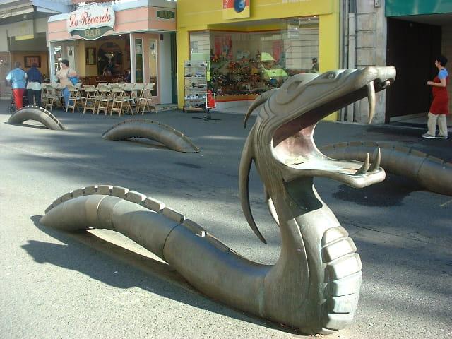 Le monstre du loch'niort