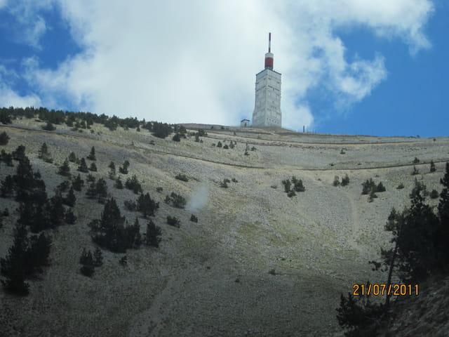 LE MONT CHAUVE(mont Ventoux)
