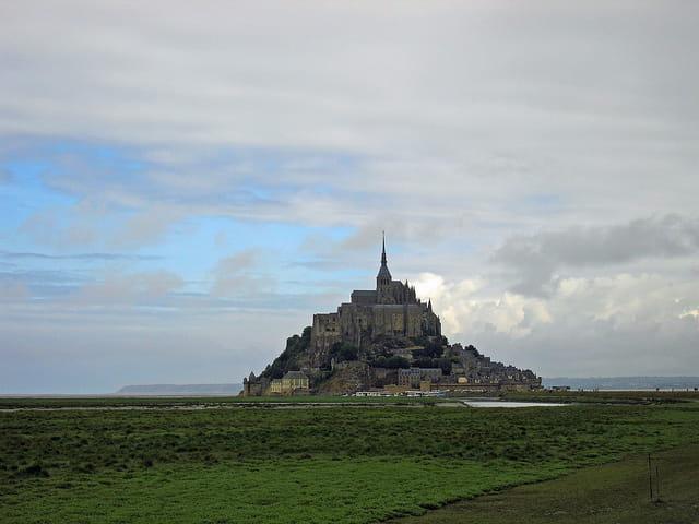 Le Mont Saint Michel (1)
